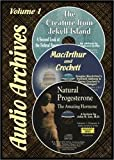 img - for The Creature From Jekyll Island / Macarthur's Farewell / Sockdolager! / Natural Progesterone (Audio Archives 1) book / textbook / text book