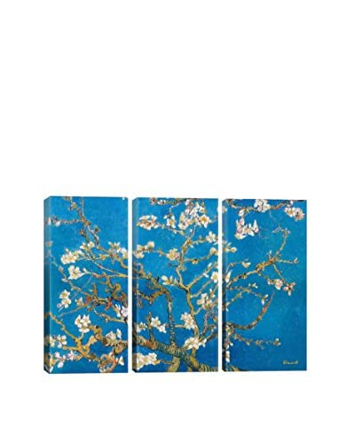 Vincent Van Gogh Almond Blossom 3-Piece Canvas Print
