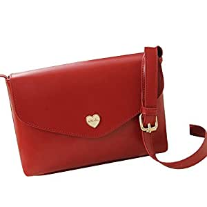 New Candy Color Small Envelope Clutch Shoulder Bag Cross body Bag for Teen Girls
