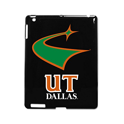 Ut Dallas Comets - Case For Ipad 2 / 3 - Black