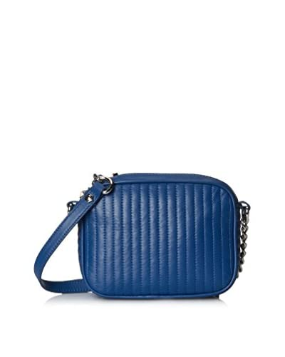 Kenneth Cole New York Women's Sloan Street Cross-Body, Cobalt