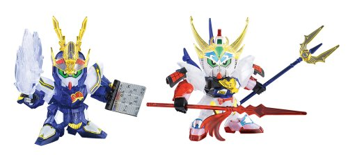 BAN157472 BB Koumei Re-GZ Chou'un Gundam