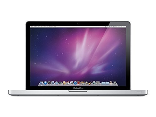 "Apple MacBook Pro 15.4"" Laptop - 500 GB HARDRIVE - i7 QUAD-CORE - MC721LL/A (Certified Refurbished)."