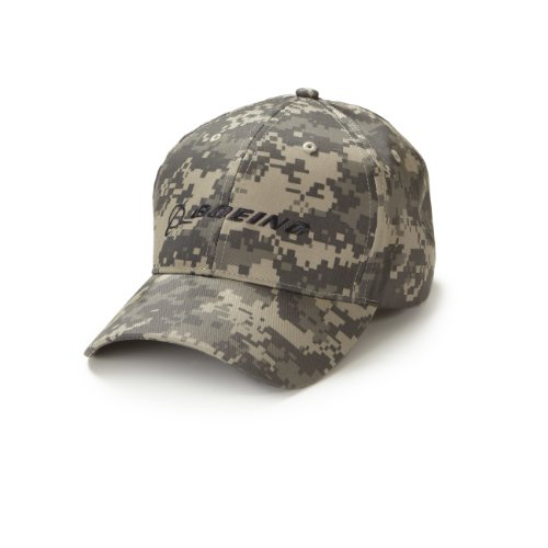 Digital Camo Boeing Logo Hat (Boeing Cap compare prices)