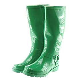 Couture Discount Women�s Fashion Wellingtons, Rubber Boots