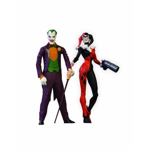 Amazon.com: Batman: Mad Love Collectors Set