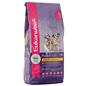 Eukanuba Puppy Food