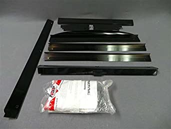 Kitchenaid 2929911B 18 Ice Maker Trim Kit - Black