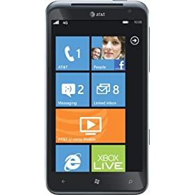 HTC Titan Windows Phone (AT&T)