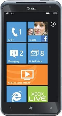 HTC Titan, Black 16GB (AT&T)