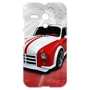 a AND b Designer Printed Mobile Back Cover / Back Case For Motorola Moto G (Moto_G_3D_367)