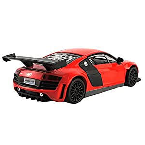 Buy Car Toys 1 32 Red Audi Sports Car R8 Lms Model Cars Online At Low Prices In India Amazon In