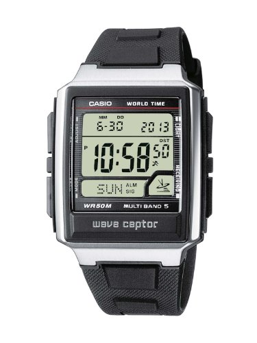 Casio WV-59E-1AVEF Mens Digital Resin Strap Watch