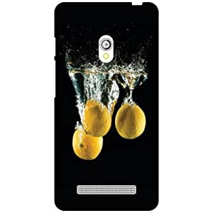 Asus Zenfone 5 Phone Cover - Juice It Up Matte Finish Phone Cover