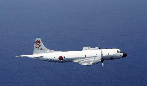 "1/72 P-3C オライオン""海上自衛隊 第5航空群"" (02109)"