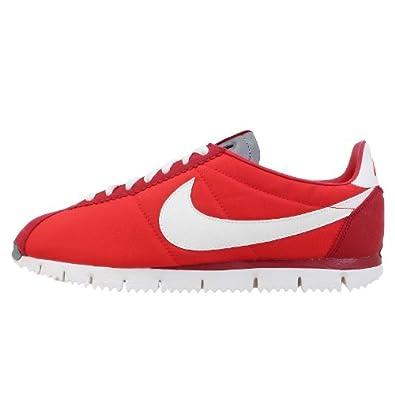 Amazon.com: Nike Men's Cortez NM QS, RED / WHITE, 7.5 M US