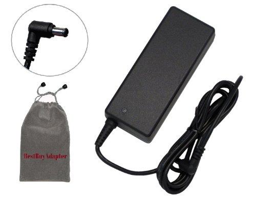Bundle: 3 items - Adapter/Power Cord/Free Carry Bag:SONY 76W VGP-AC19V37 AC Power Adapter for Sony Vaio PCG-SX Series:PCG-SX410,100% Compatible VGP-AC19V19,VGP-AC19V20,VGP-AC19V27,VGP-AC19V28.***Carry Bag Included*** (Power Charger Sx Sony compare prices)