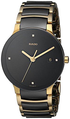 Rado R30929712 - Orologio da polso da uomo colore oro