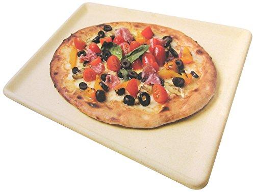 Trabo My Cooking Naturcook Piastra Refrattaria, Argilla, Beige, 35 x 34.5 cm, Altezza 2.5 cm