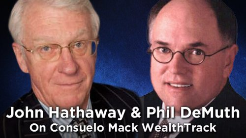 WealthTrack 830 &#8211; Phil DeMuth &amp; John Hathaway