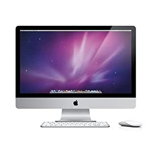 Apple iMac MC813LL/A 27-Inch Desktop (NEWEST VERSION)