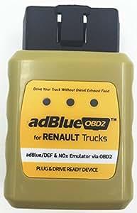 Amazon.com: AdBlue OBD2 (for B-E-N-Z/DAF/F-O-R-D/ IVECO/MAN/RENAULT/S