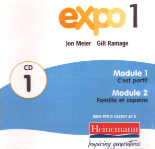 Expo 1 Audio Cds (Pack of Three)