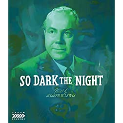 So Dark The Night [Blu-ray]
