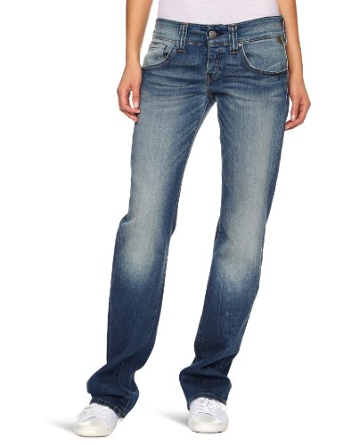 Replay WV531.373 Swenfani Relaxed Women's Jeans Denim W32 INXL32 IN
