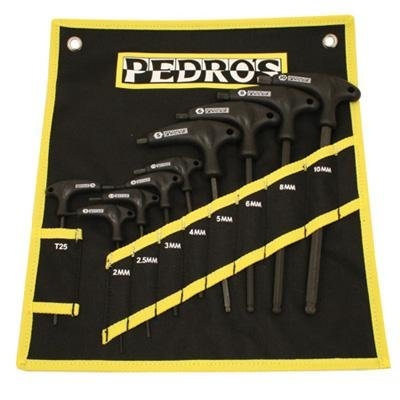 Pedro's Pro T/L Handle Hex Wrench Set - 6451551