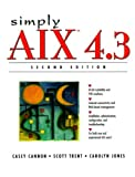 img - for Simply AIX 4.3 (2nd Edition) book / textbook / text book