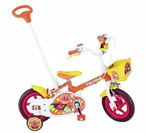 M&M(エムアンドエム) それいけ!アンパンマン12D キッズバイク DC KidsBike
