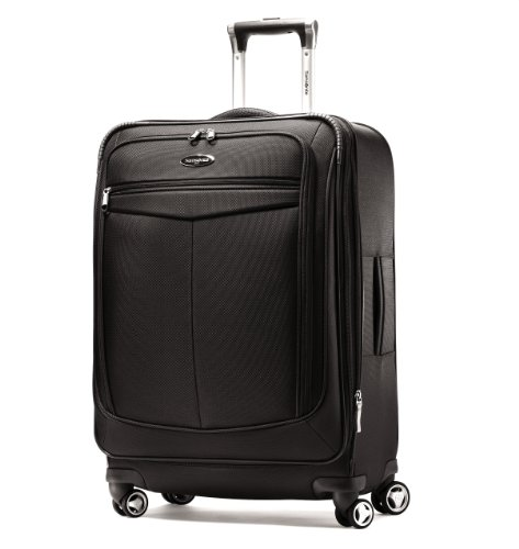 Samsonite Silhouette 12 25″ Spinner Luggage Black special discount