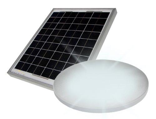 Solaro Energy Sd2200 Solar Daylight Simulator, 2200 Lumens, 30-Watt Solar Panel