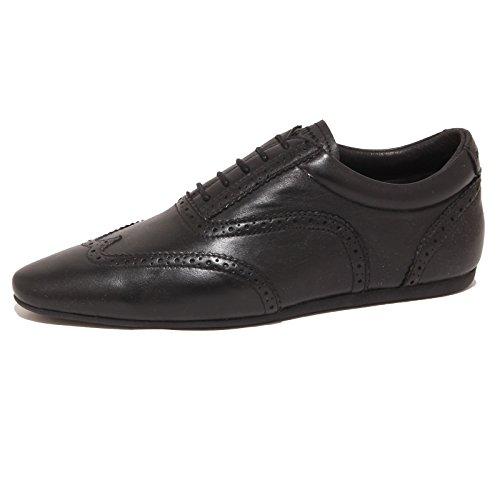 6775P scarpa francesina SCHMOOVE JAMAICA nero scarpa uomo shoe men [44]