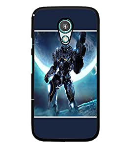 PrintDhaba Transformer D-1278 Back Case Cover for MOTOROLA MOTO G2 (Multi-Coloured)