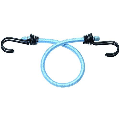 Master Lock Cargo Security 3022EURDAT Corde Elastiche Twin Wire, Gancio Invertito Doppio