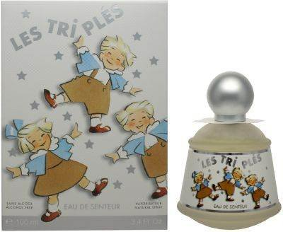 Les Triples Fragrance for Children 3.4 oz Eau