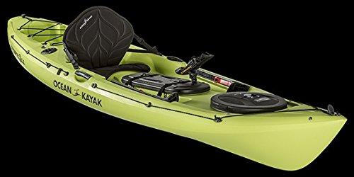 Ocean Kayak Trident 11 Angler Kayak Lemongrass