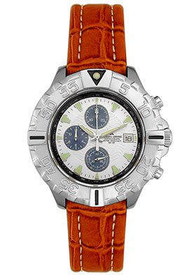 Jacques Lemans Men's Chrono Watch Stainless Steel