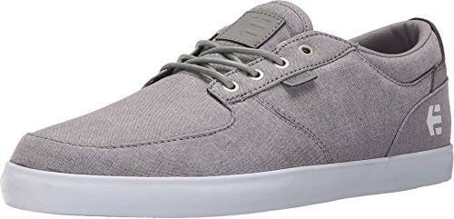 Etnies Men's Hitch Skate Shoe, Light Grey, 11 D US