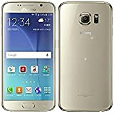 SUMSUNG  Galaxy S6 SC-05G docomo [Gold Platinum] 白ロム