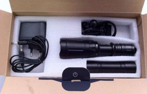 Dive Markt Riff TL-900 Tauchlampe