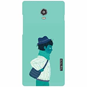 Design Worlds Lenovo Vibe P1 Back Cover - Cartoon Designer Case and Covers