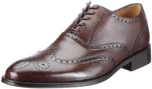 Florsheim KENT 50209-01, Scarpe basse classiche uomo, Marrone (Braun/brown), 43
