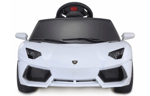 Under License Lamborghini Aventador Battery Kids Ride on Car Electric Childrens Toy W/remote Licensed Power Wheel with Key for Start NEW 2014 Model