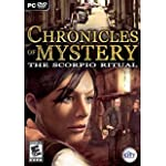 City Interactive – Chronicles Of Mystery:The Scorpio Ritual (Rated: Rp) (Works With: Win 2000,Xp,Vista)