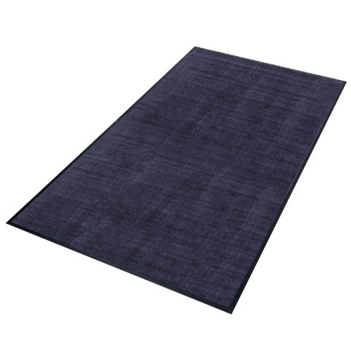 Joy Series Use & Wash Floor Mat - Grey - 103x180cm - 5 sizes available