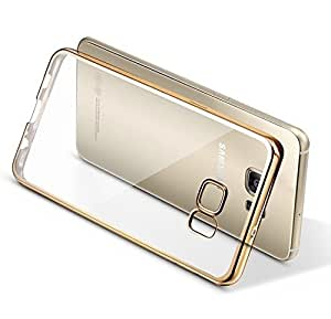 ZYNK CASE BACK COVER FOR SAMSUNG GALAXY NOTE 7-GOLD