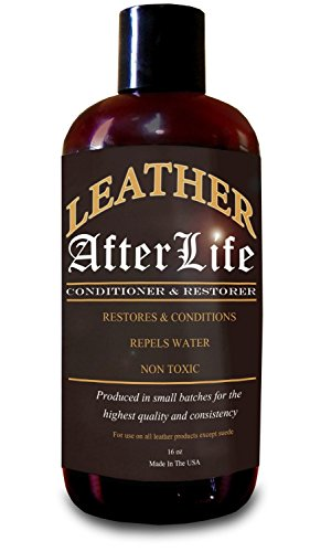 Leather jacket conditioner